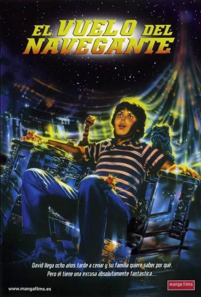El vuelo del navegante (1986)