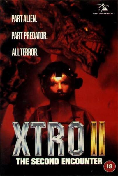 Xtro 2  El segundo encuentro (1990)
