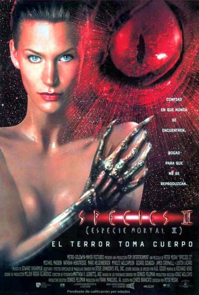 Species II (Especie mortal II) (1998)
