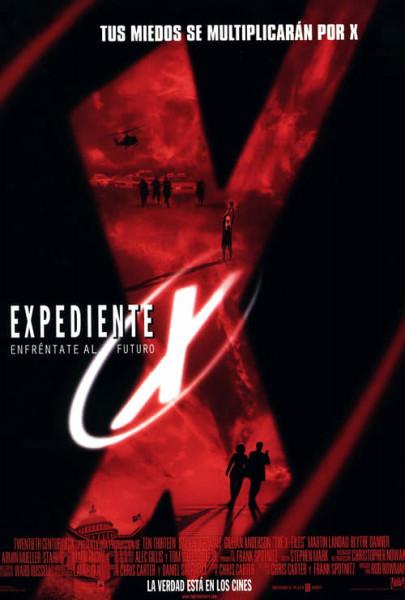 Expediente X: enfréntate al futuro (1998)