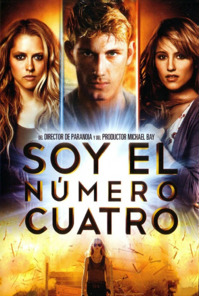 Soy el número cuatro (2011)