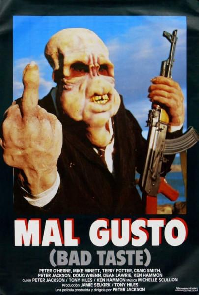 Mal gusto (Bad Taste) (1987)