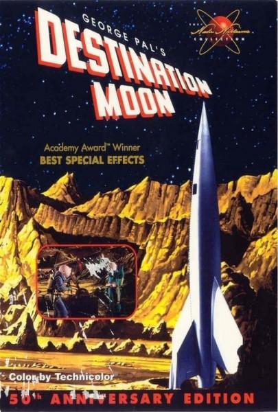 Con destino a la luna (1950)