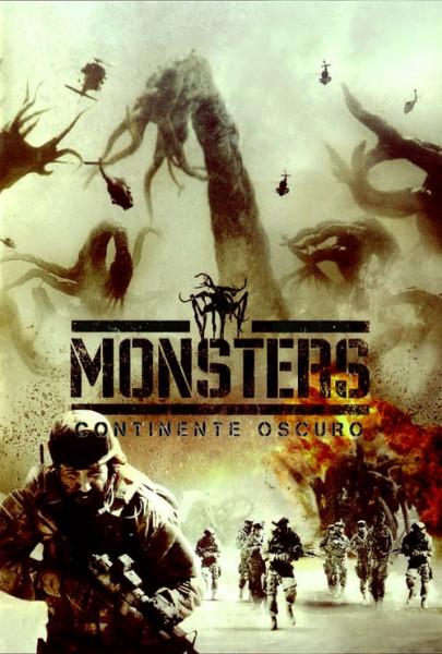 Monsters: El continente oscuro (2014)