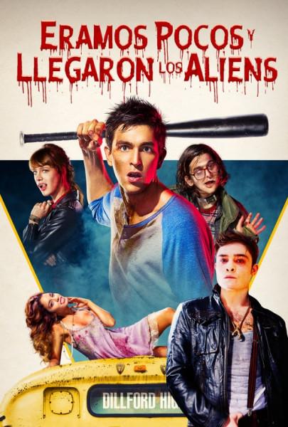 Éramos pocos y llegaron los aliens (2015)