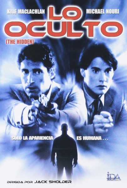 Lo oculto (The hidden) (1987)