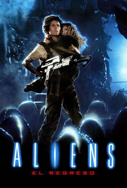 Aliens: El regreso (1986)
