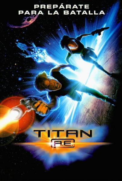 Titán A.E. (2000)