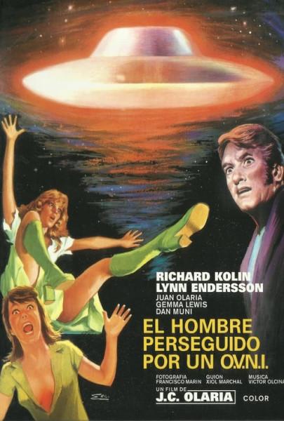 El hombre perseguido por un O.V.N.I. (1976)