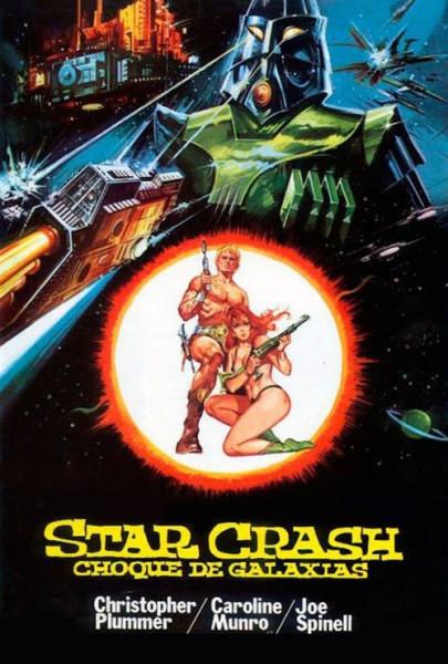 Star Crash, choque de galaxias (1978)