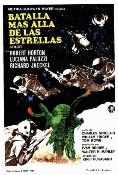 Batalla más allá de las estrellas (1968)