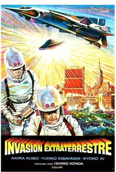 Invasión extraterrestre (1968)