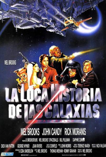 La loca historia de las galaxias (1987)