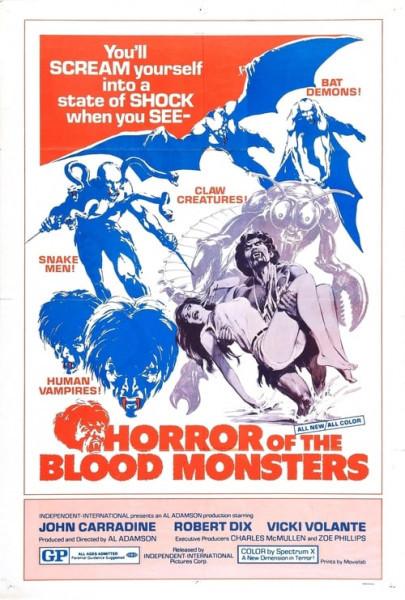 Monstruos Hambrientos (1970)