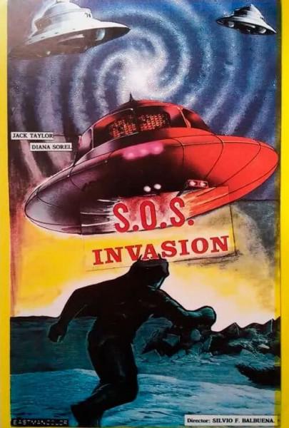 S.O.S. Invasión (1969)