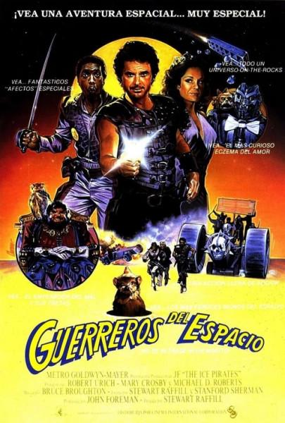 Guerreros del espacio (1984)