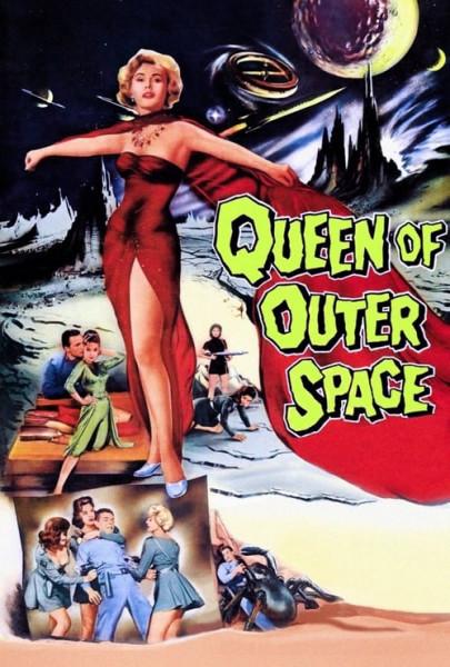 La reina del espacio exterior (1958)