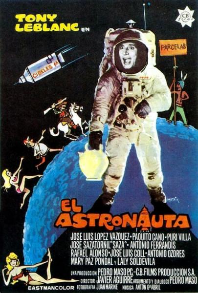 El astronauta (1970)