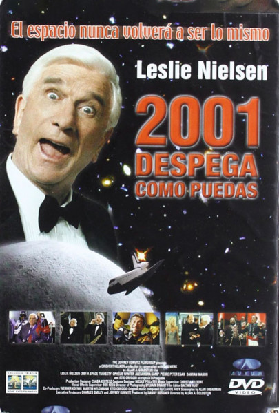 2001: Despega como puedas (2000)