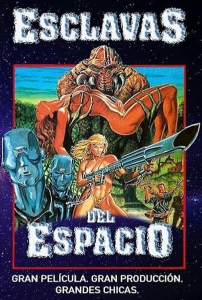 Esclavas del espacio (1987)