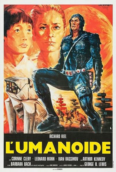 El Humanoide (1979)