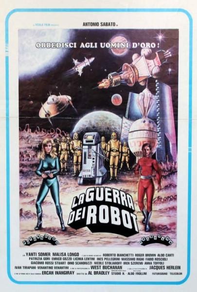 La guerra de los robots (1978)
