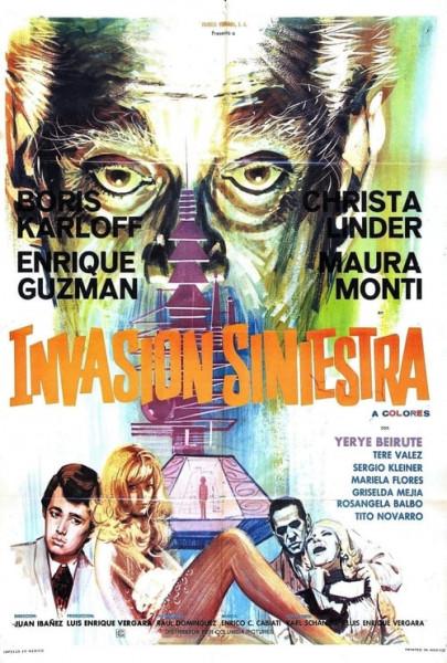 Invasión Siniestra (1971)