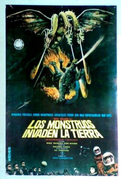 Los monstruos invaden la Tierra (1965)