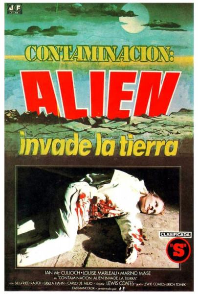 Contaminación (Alien invade La Tierra) (1980)
