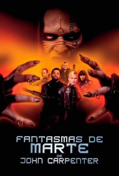 Fantasmas de Marte (2001)