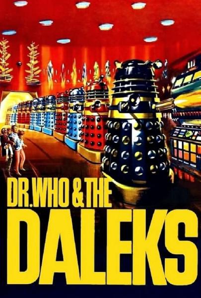 Dr. Who y los Daleks (1965)