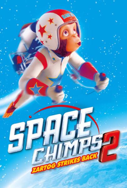 Space Chimps 2: Zartog ataca de nuevo (2010)