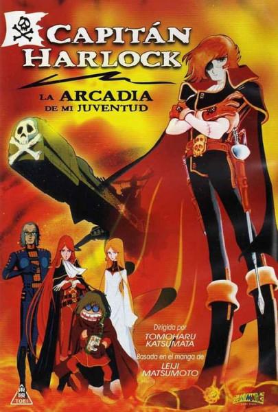 Capitán Harlock: La Arcadia de mi juventud (1982)