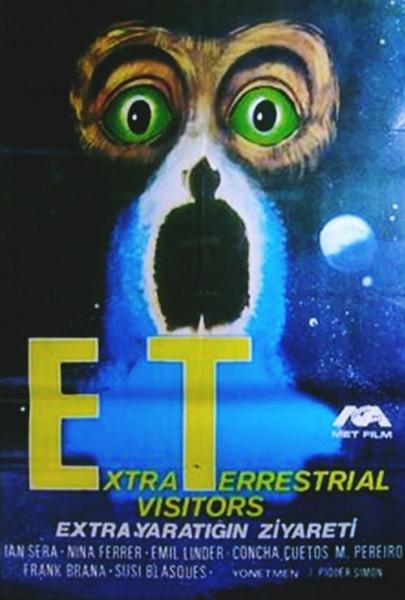 Los nuevos extraterrestres (1983)