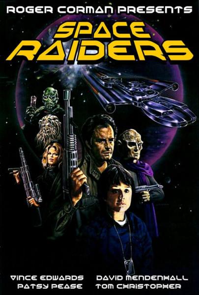Space Raiders: Invasores del espacio (1983)