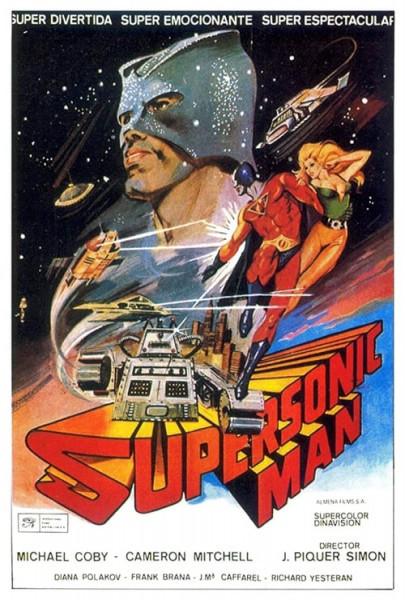 Supersonic man (1980)