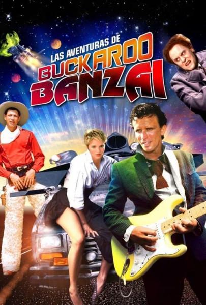 Las aventuras de Buckaroo Banzai (1984)