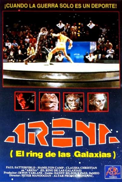 Arena, el ring de las galaxias (1989)