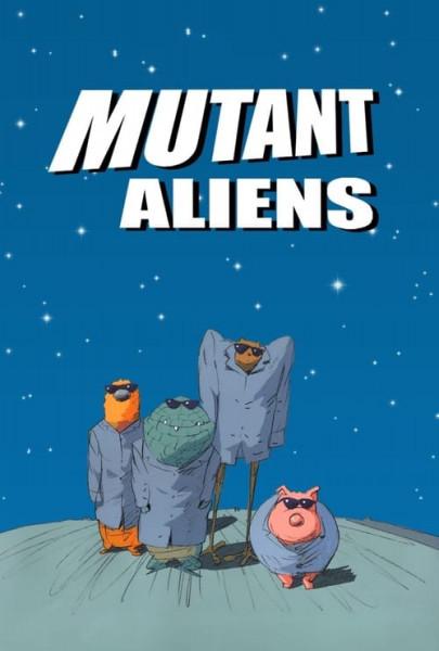 Alienígenas mutantes (2002)