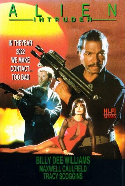 Alien Exterminador (1993)