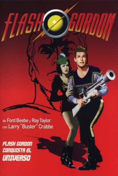 Flash Gordon Conquista El Universo (1940)