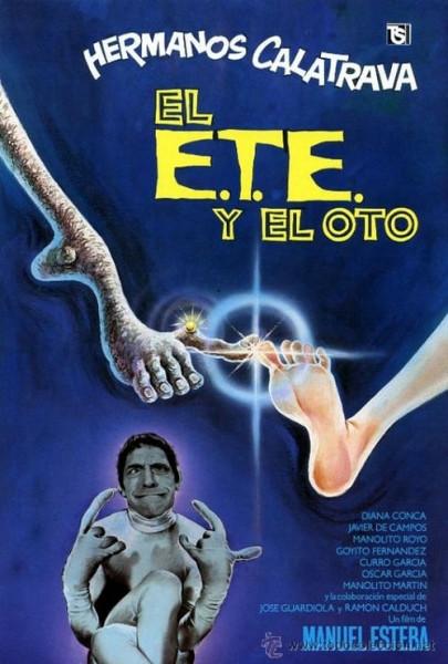 El E.T.E. y el Oto (1983)