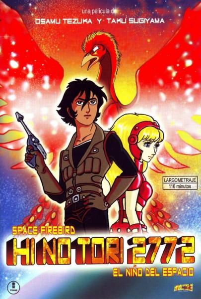 Phoenix 2772: El pajaro de fuego del espacio (1980)