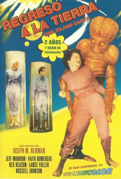 Regreso a la Tierra (1955)