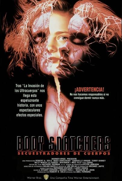 Body Snatchers (Secuestradores de cuerpos) (1993)