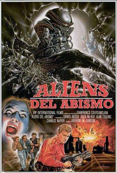 Aliens del abismo (1989)