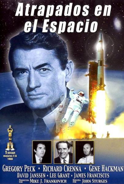 Atrapados en el espacio (1969)