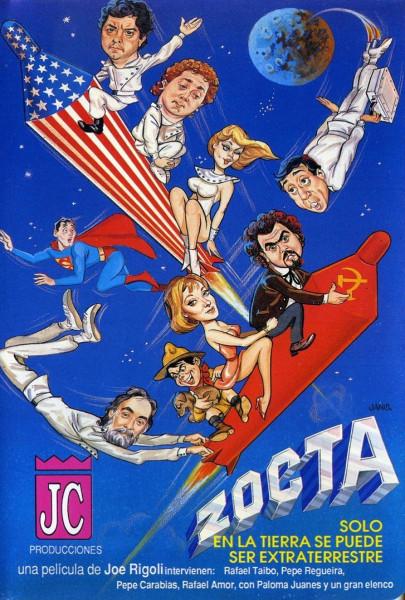Zocta: Sólo en la Tierra se puede ser extraterrestre (1988)