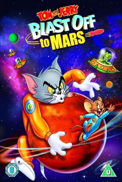 Tom y Jerry: Rumbo a marte (2005)
