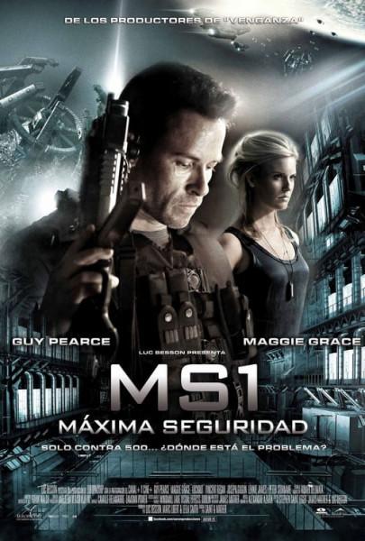 MS1: Máxima seguridad (2012)